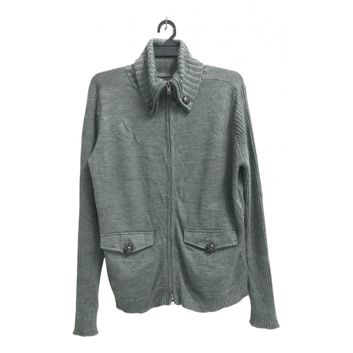 Katharine Hamnett - Pull   pour femme en laine - gris