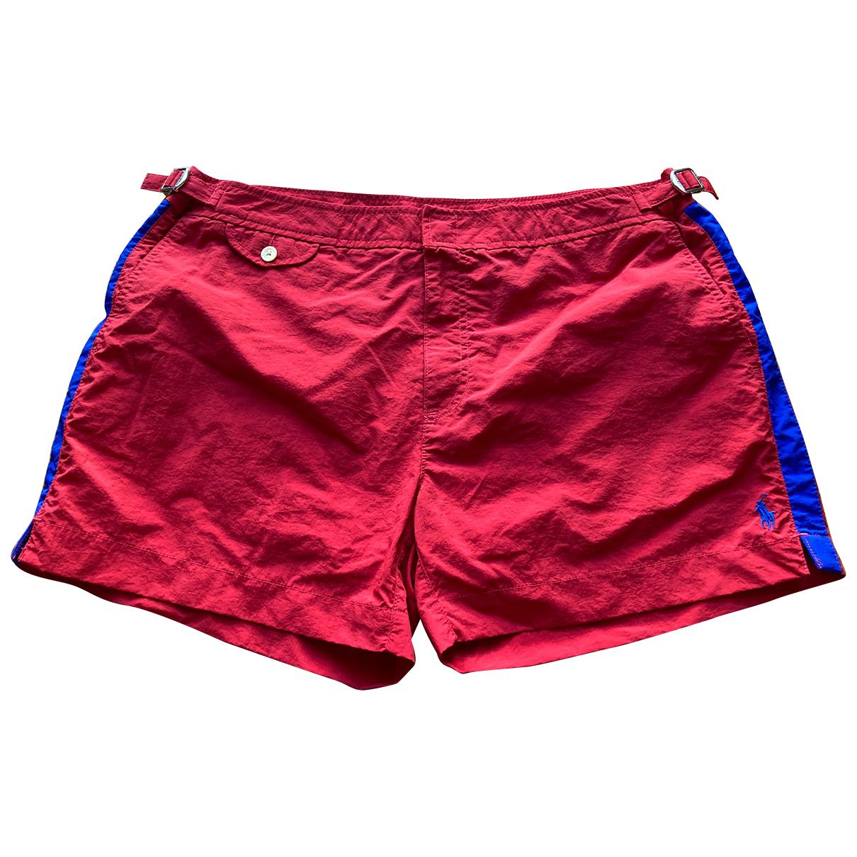 Polo Ralph Lauren - Bain   pour homme - rouge