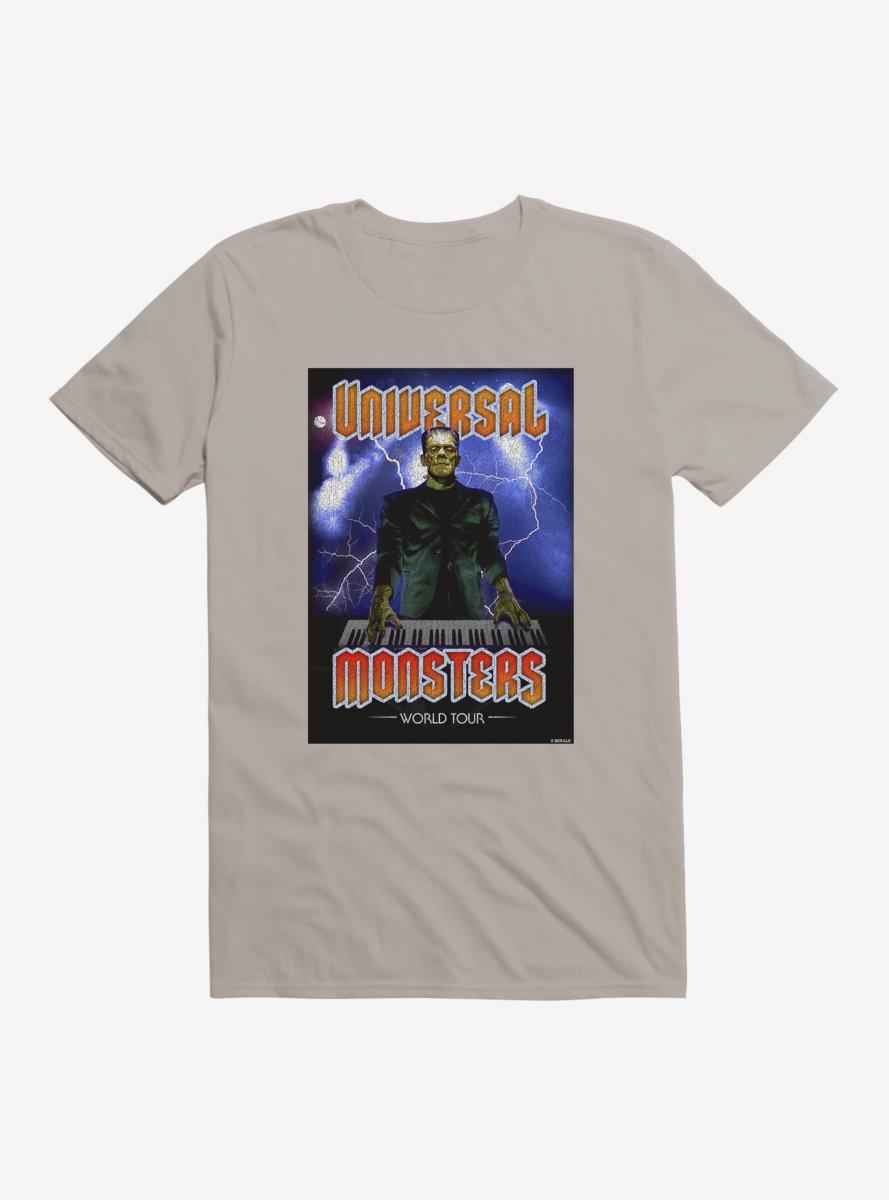 Universal Monsters Frankenstein World Tour T-Shirt