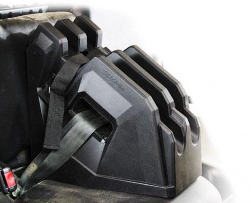 Seizmik 07200 ICOS In Cab On Seat Gun Holder