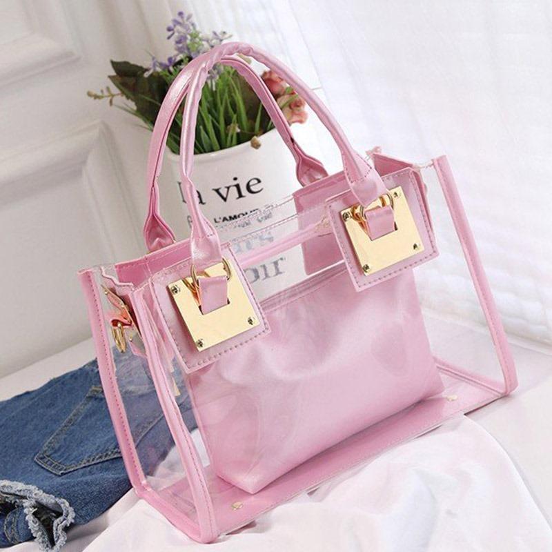 Ericdress Plain PU Flap Handbags