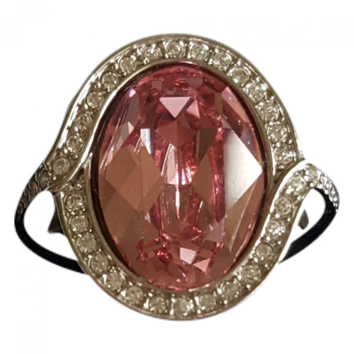 Swarovski - Bague   pour femme en cristal - rose