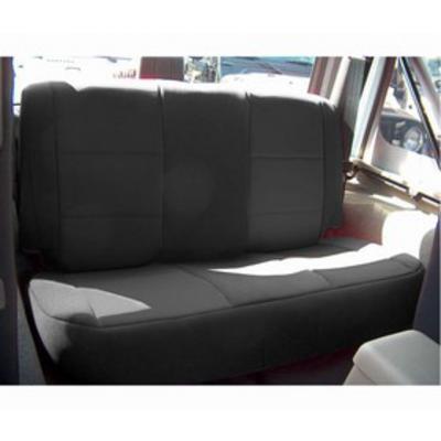 Coverking Neoprene Rear Seat Cover (Black) - SPC153