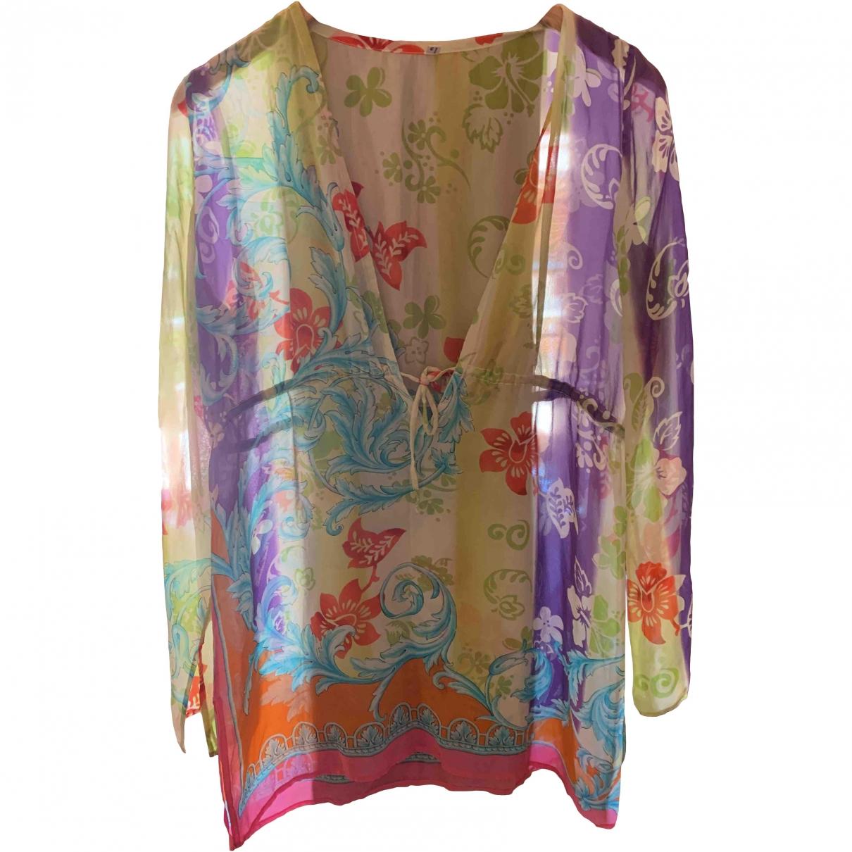 Julea Domani \N Multicolour Silk Swimwear for Women \N