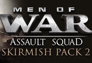 Men of War: Assault Squad - Skirmish Pack 2 Steam CD Key