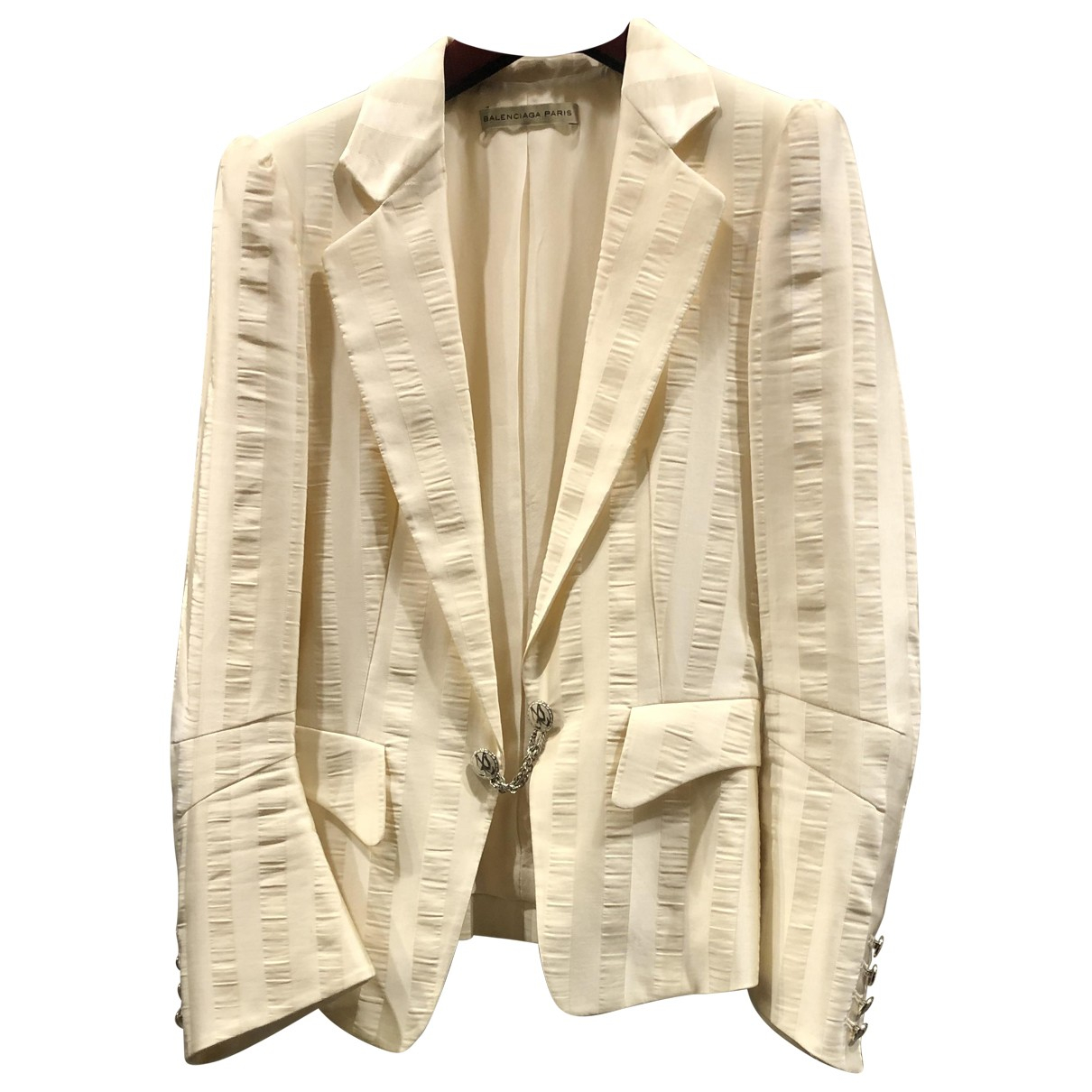 Balenciaga - Veste   pour femme en soie