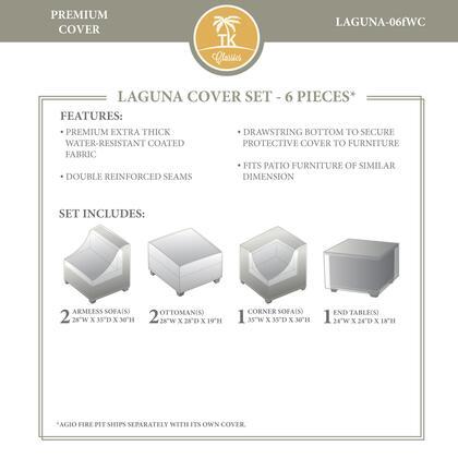 LAGUNA-06fWC Protective Cover