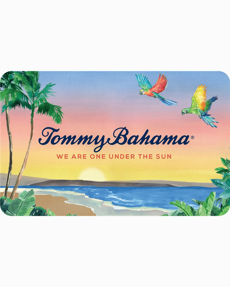 Tommy Bahama We Are One eGift Card