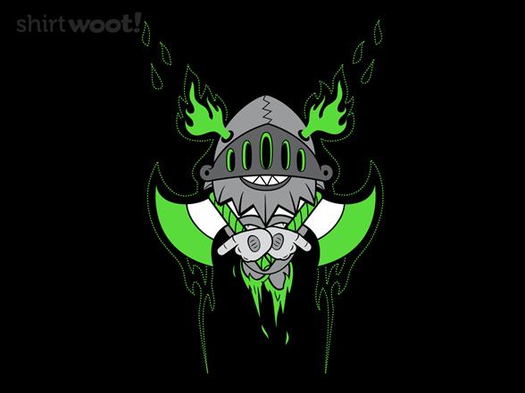 Viking Of Death T Shirt