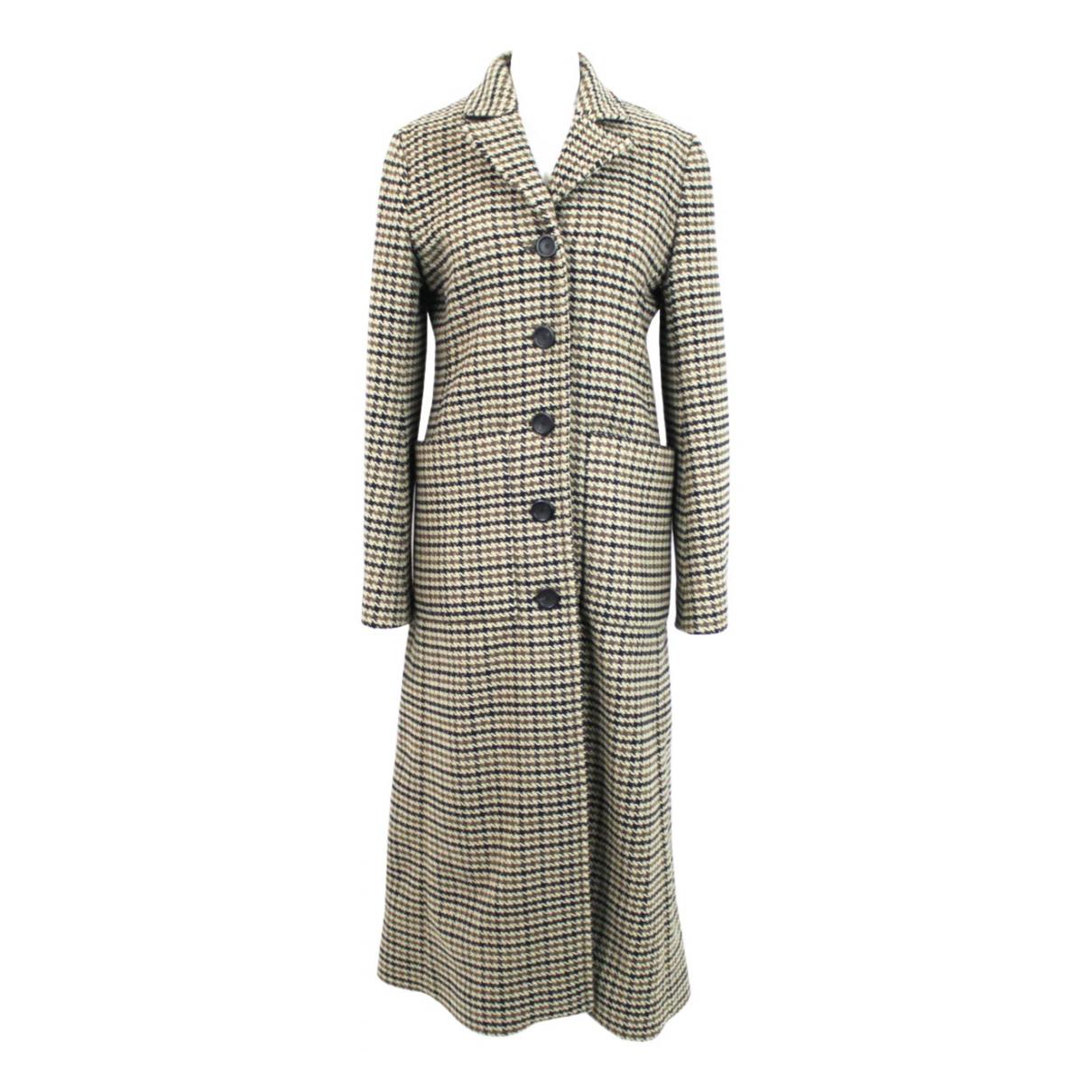 Kwaidan Editions \N Beige Wool coat for Women 40 FR