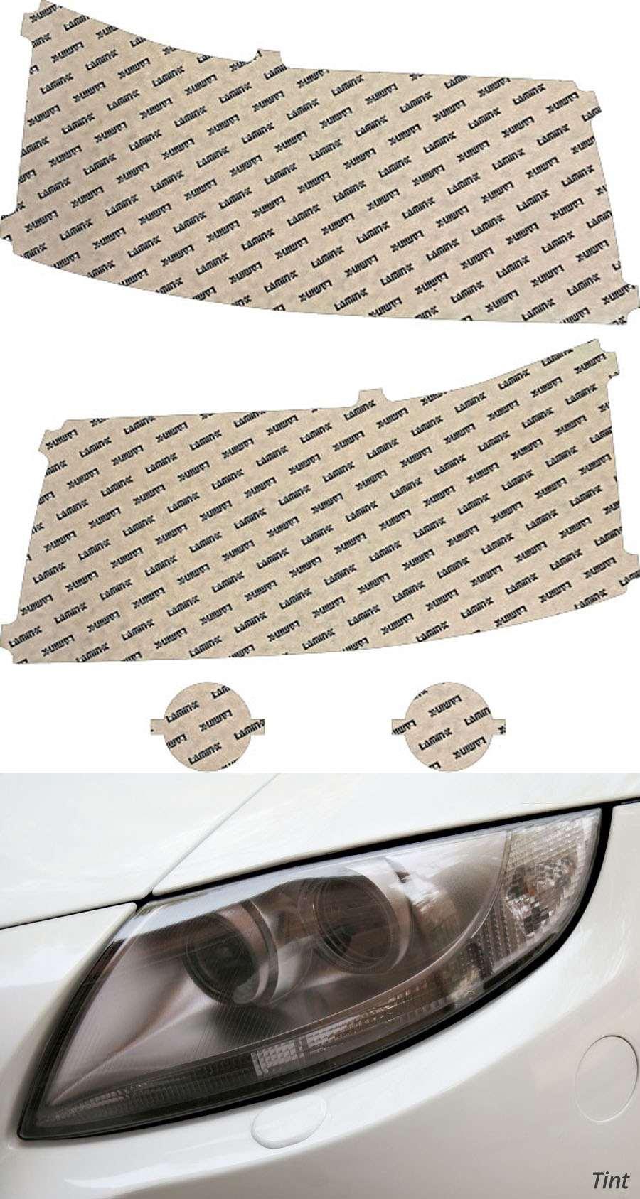 Land Rover LR2 13-15 Tint Headlight Covers Lamin-X LR009T