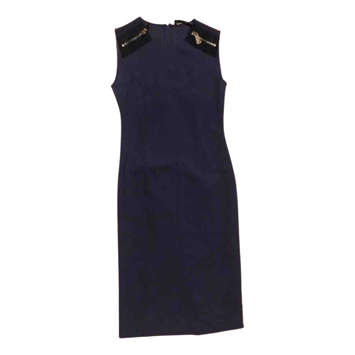 Versace \N Purple dress for Women 44 IT