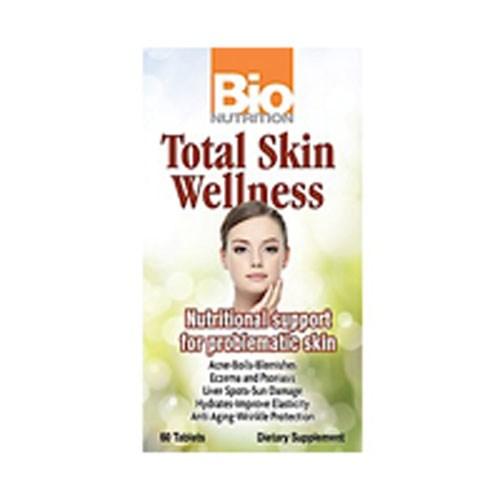 Total Skin Wellness 60 tabs by Bio Nutrition Inc