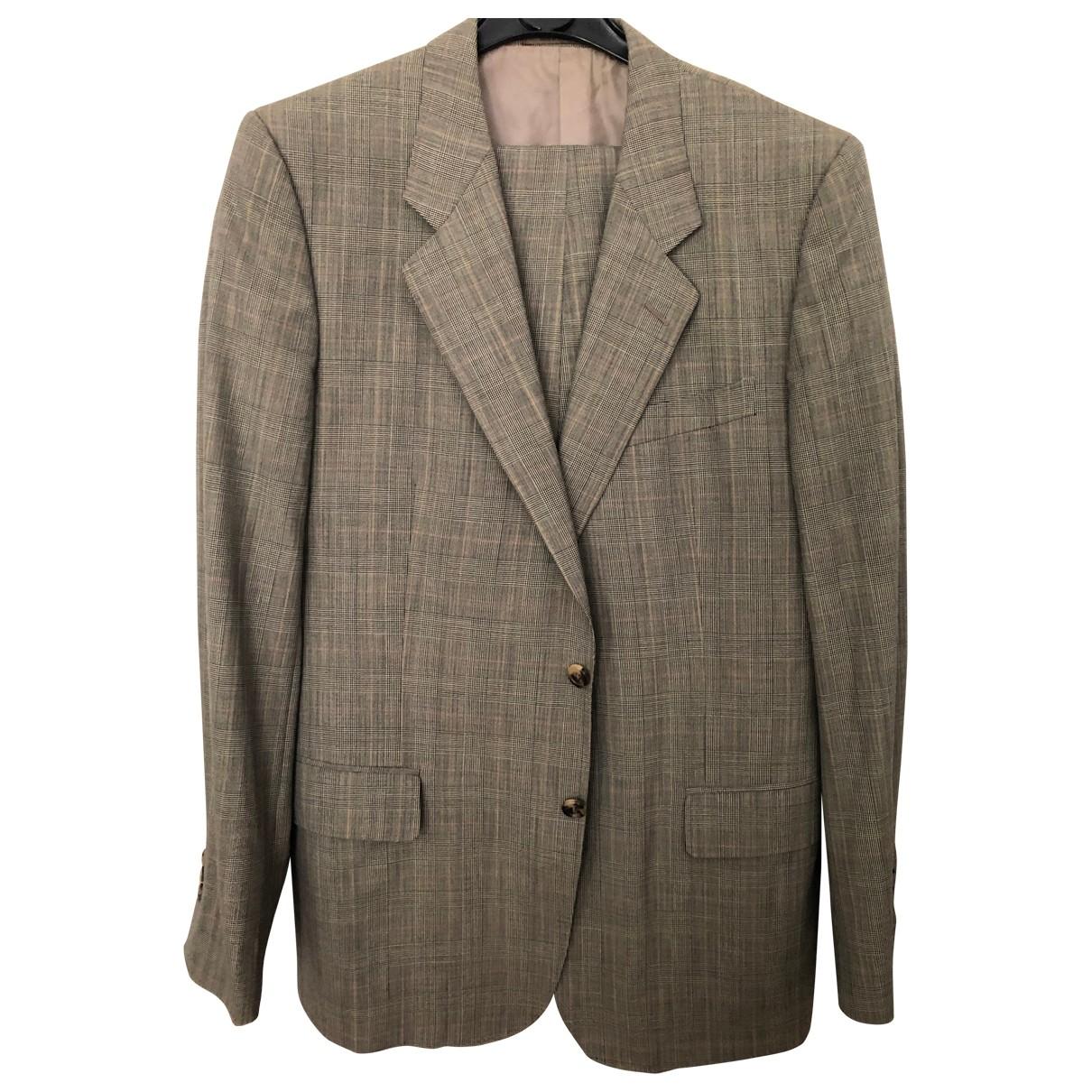 Yves Saint Laurent - Costumes   pour homme en laine