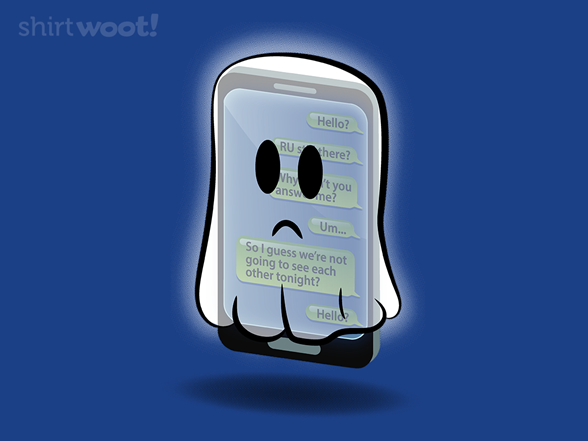 Ghosted! T Shirt