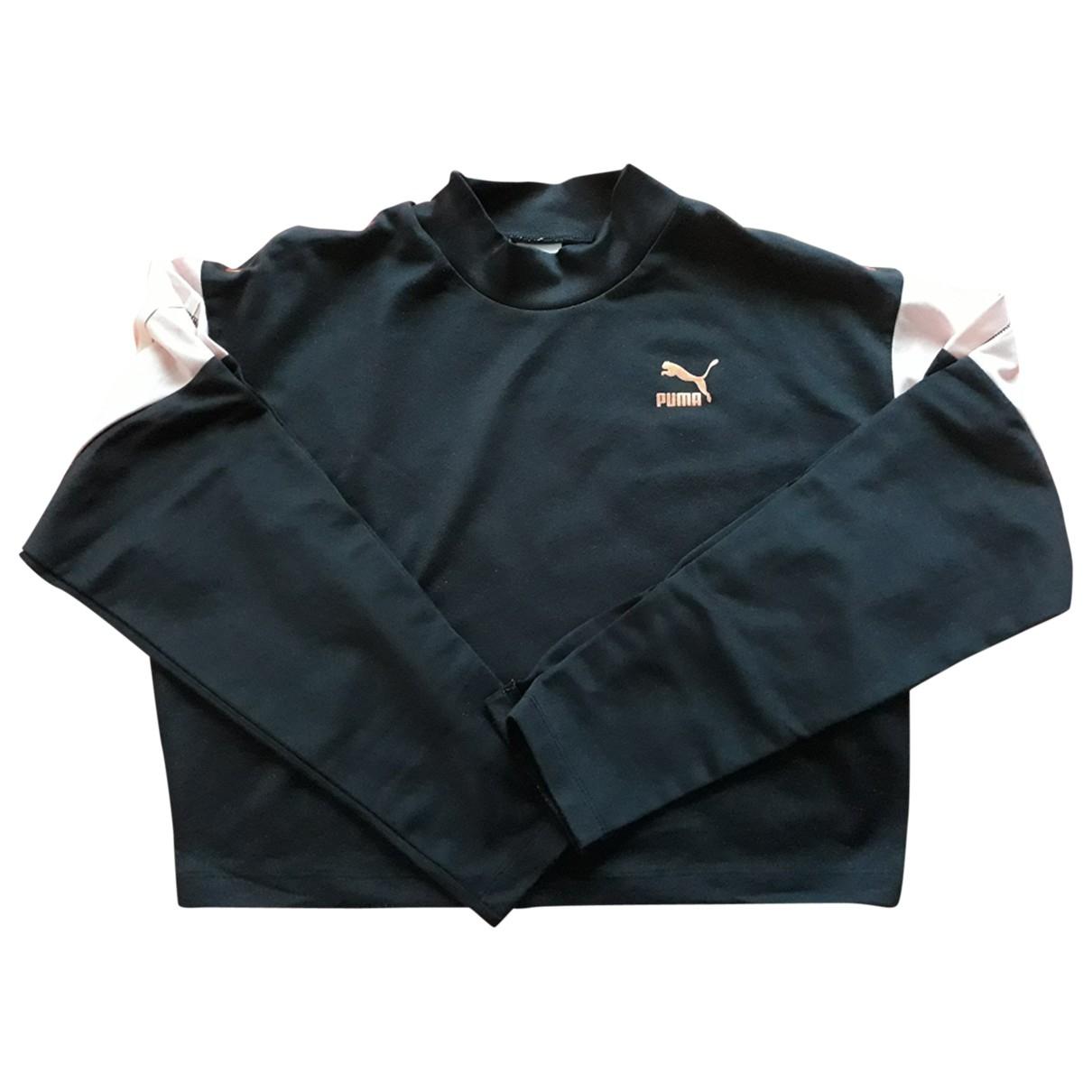 Puma \N Black Knitwear for Women 40 FR