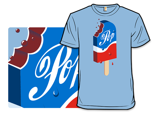 Pop-sicle T Shirt