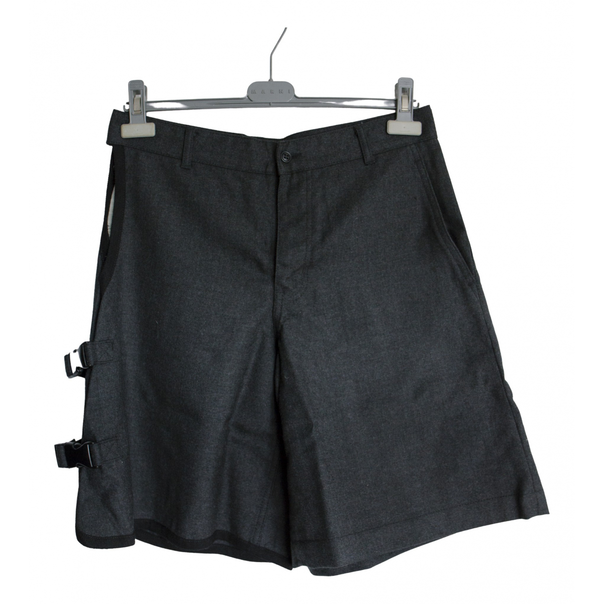 Comme Des Garcons \N Shorts in  Anthrazit Baumwolle