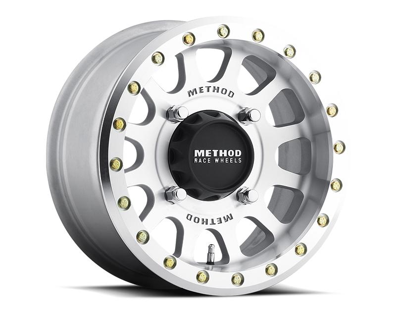 Method MR401 Machined UTV Wheel 14x7 4x136 38mm SET OF 5 CLEARANCE