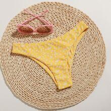 Ditsy Floral Bikini Bottom