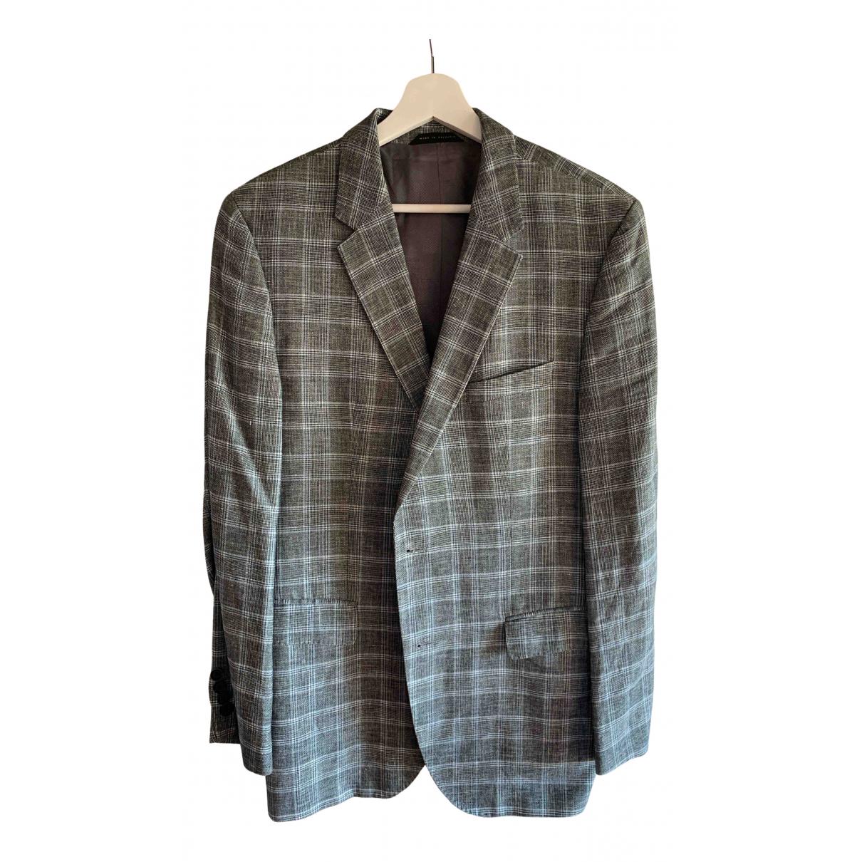 Boss N Multicolour Cotton jacket  for Men 52 IT
