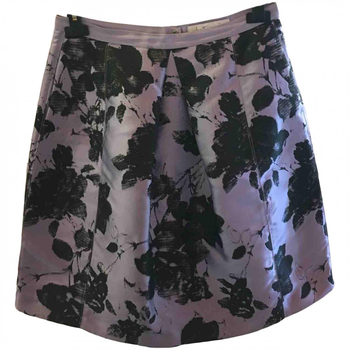 Max & Co \N Black skirt for Women 44 IT