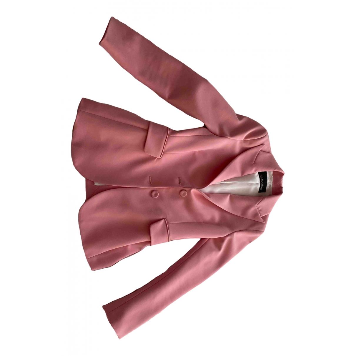 Ermanno Scervino - Veste   pour femme - rose
