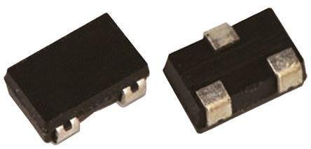 Vishay Voltage Divider SMT Resistor Network 10kΩ ±0.05% 2 Resistors, 0.1W Total, DSM Standard SMT