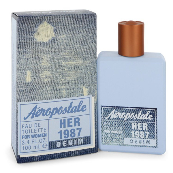 Her 1987 Denim - Aeropostale Eau de Toilette Spray 100 ml