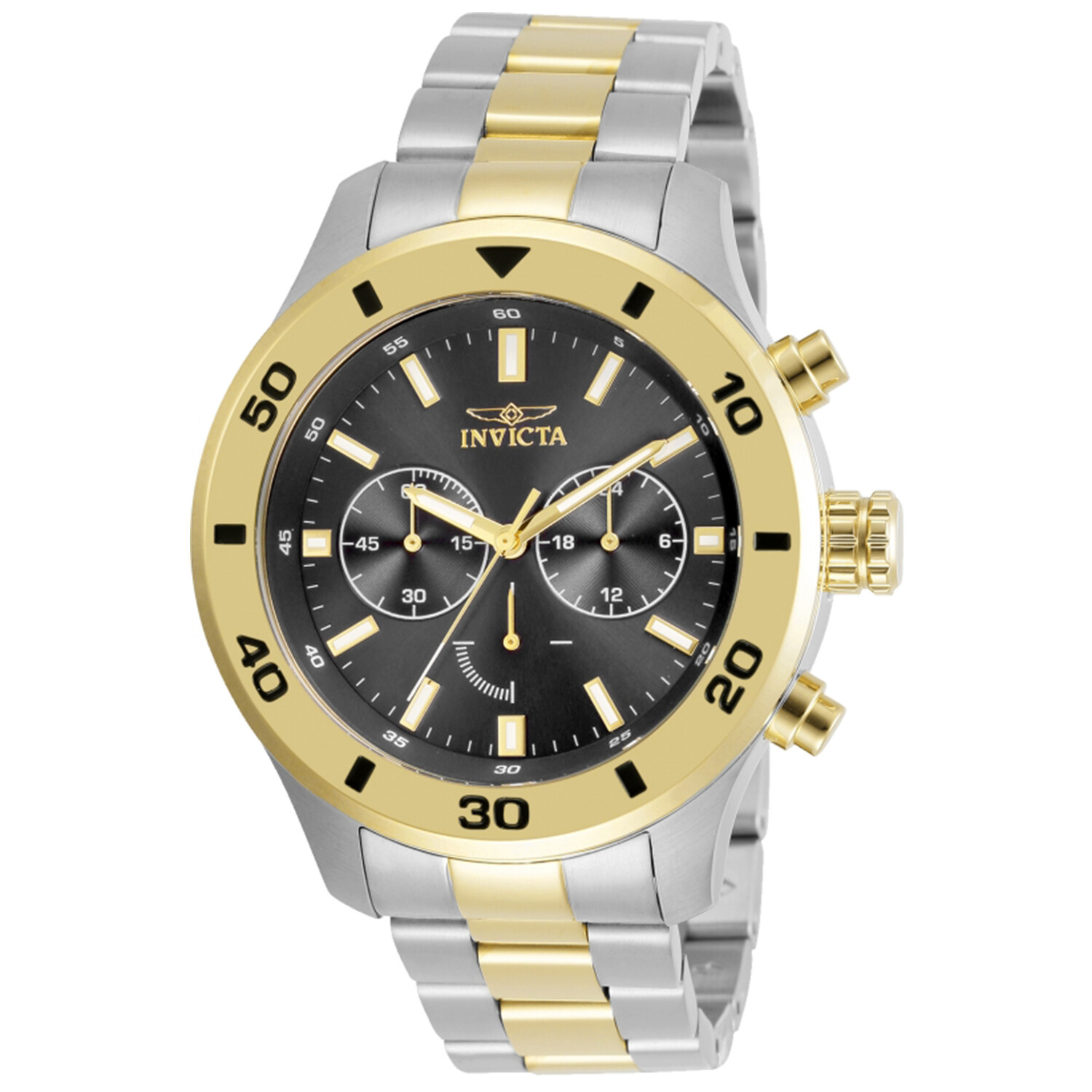 Invicta Men's Specialty 28889 Silver Stainless-Steel Japanese Quartz Dress Watch