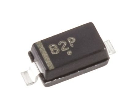ON Semiconductor ON Semi 20V 500mA, Schottky Diode, 2-Pin SOD-123 MBR0520LT1G (100)