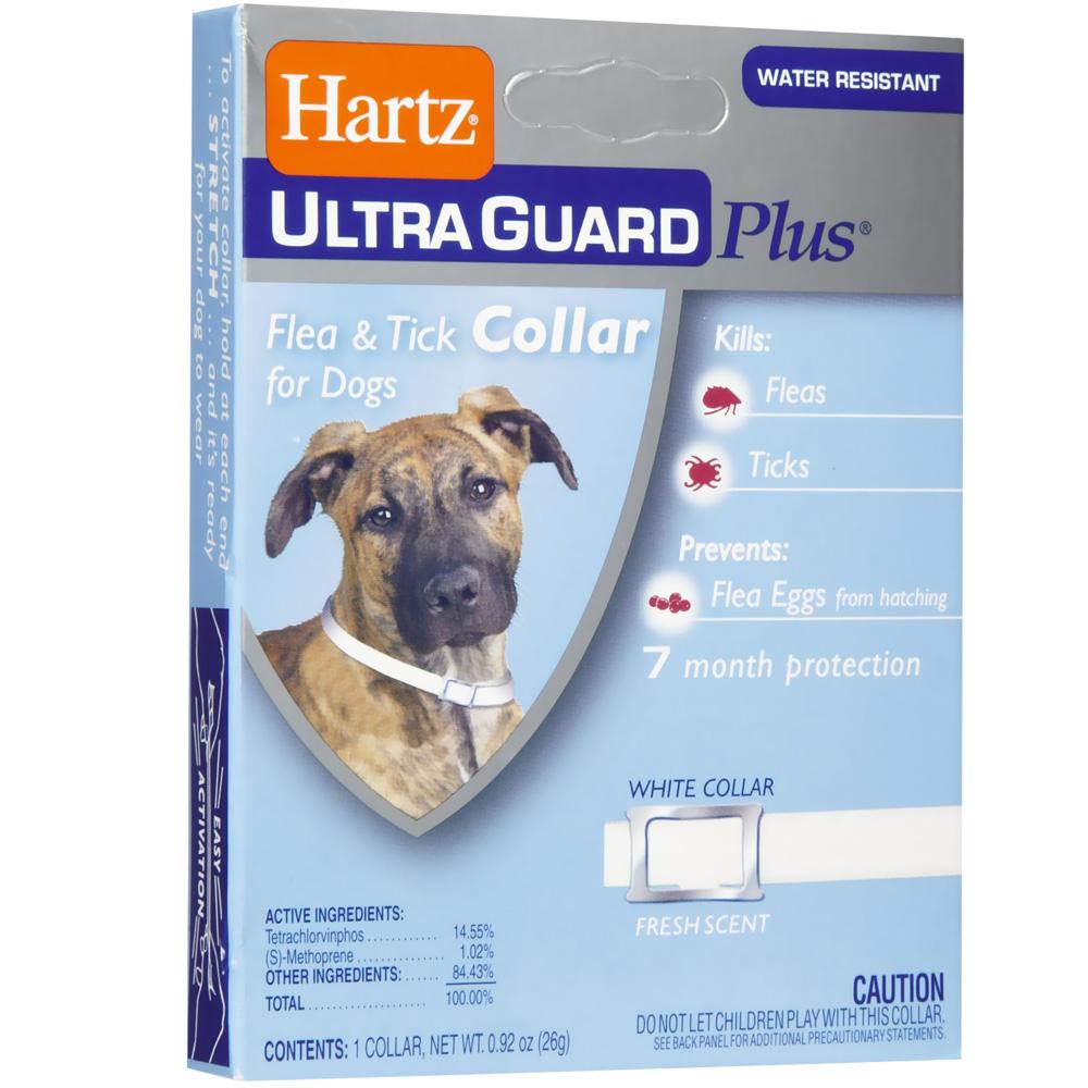 Hartz UltraGuard Plus Flea & Tick Collar - Dog