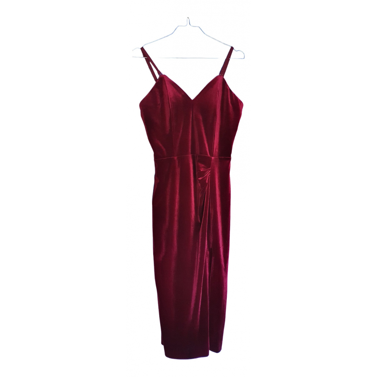 Guess \N Burgundy dress for Women 44 FR