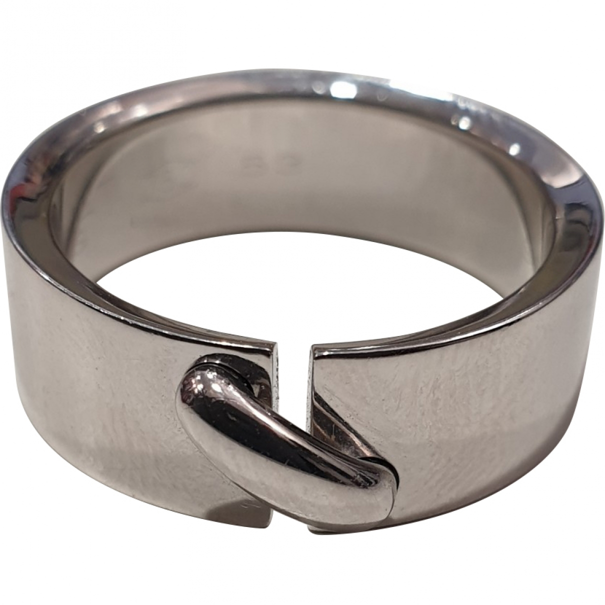 Chaumet \N Silver White gold ring for Women 53 MM