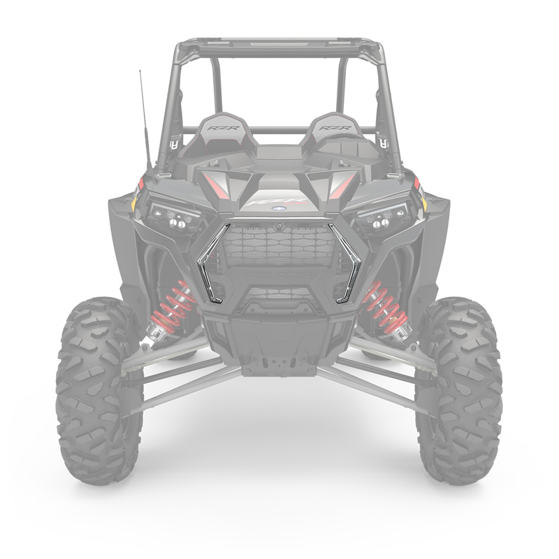 Polaris OEM 2884053 Fang Accent Light Kit - Front/Rear