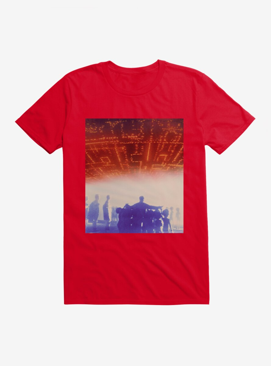 Close Encounters Of The Third Kind Inside The Mother Ship T-Shirt