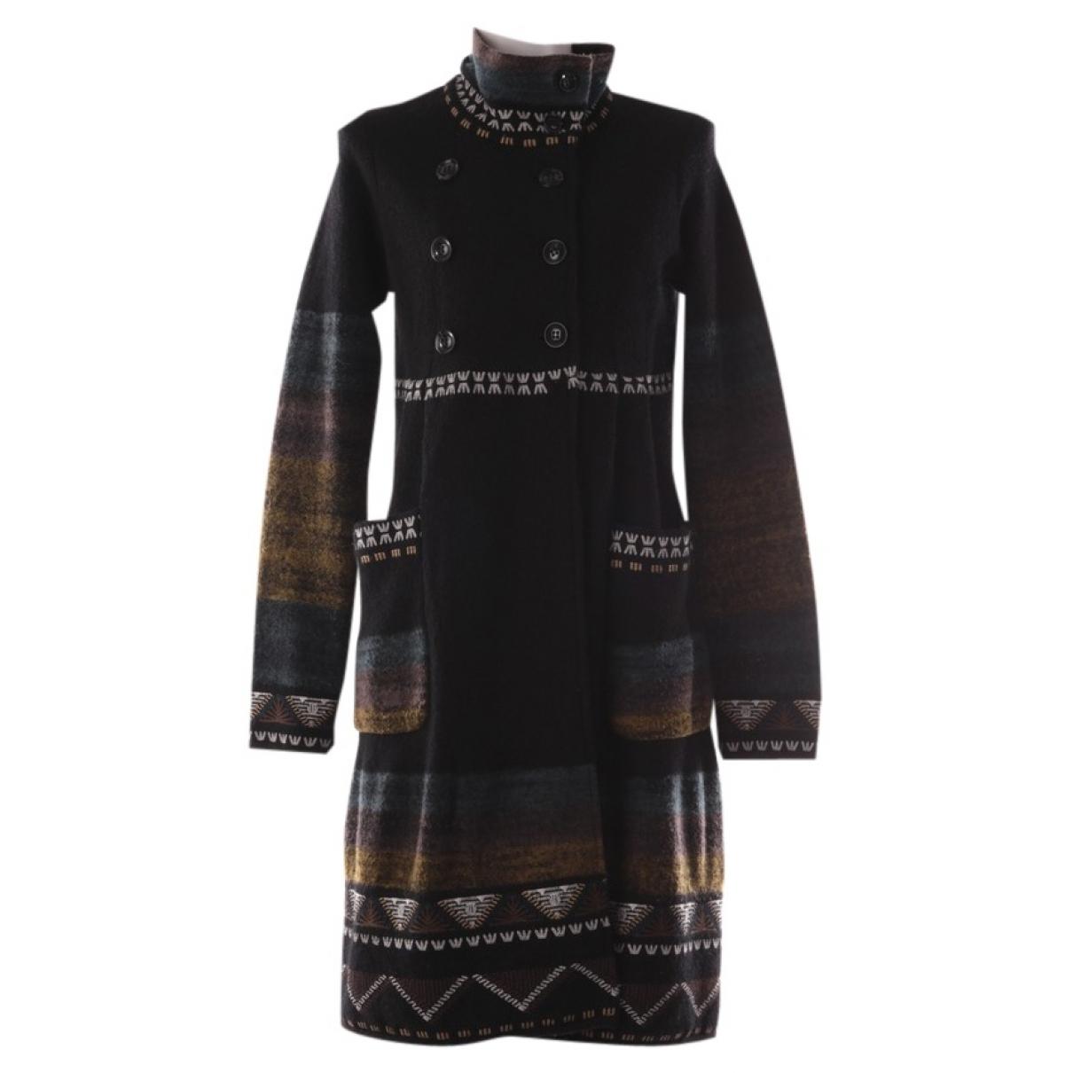 Diane Von Furstenberg - Veste   pour femme en laine - multicolore