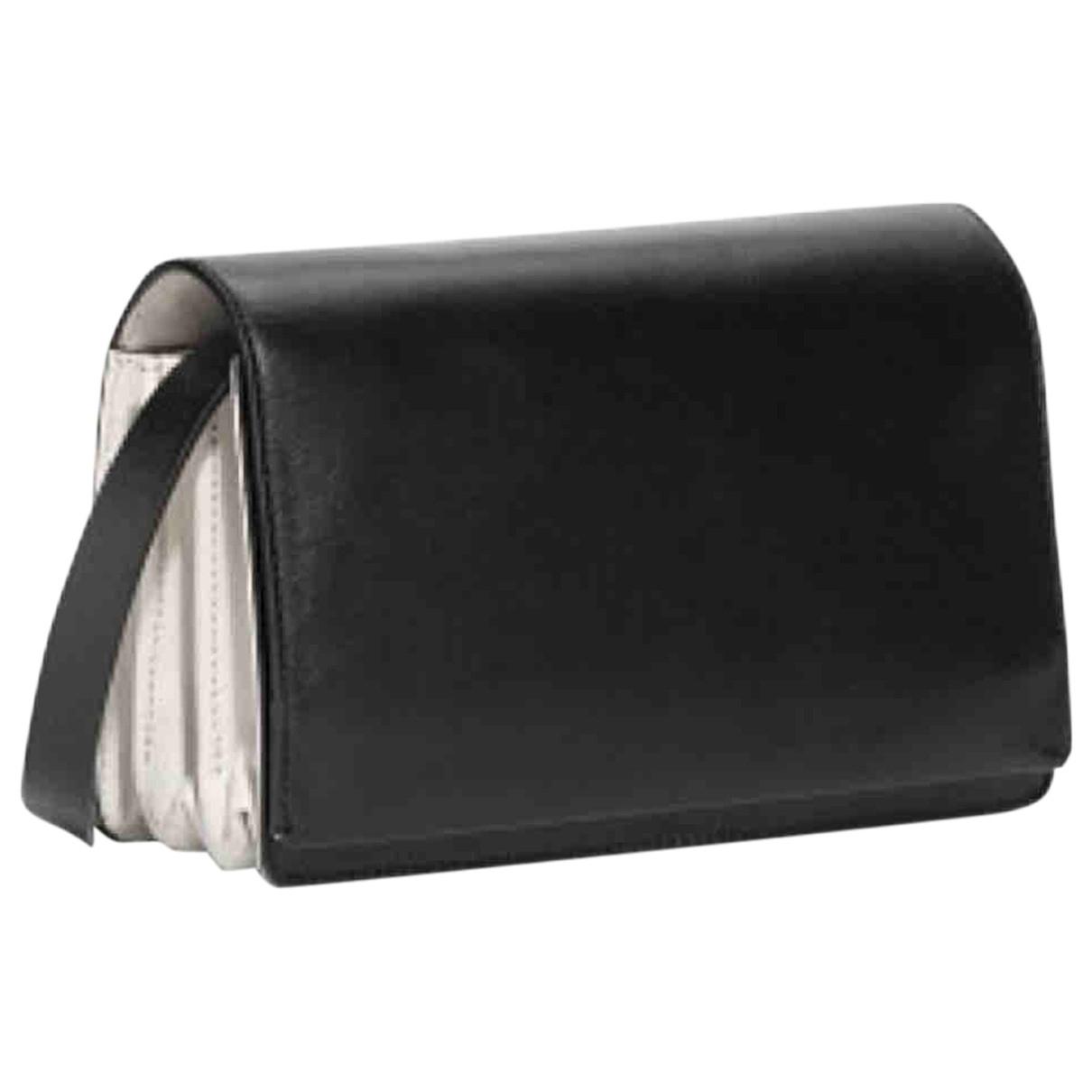 & Other Stories \N Handtasche in  Schwarz Leder