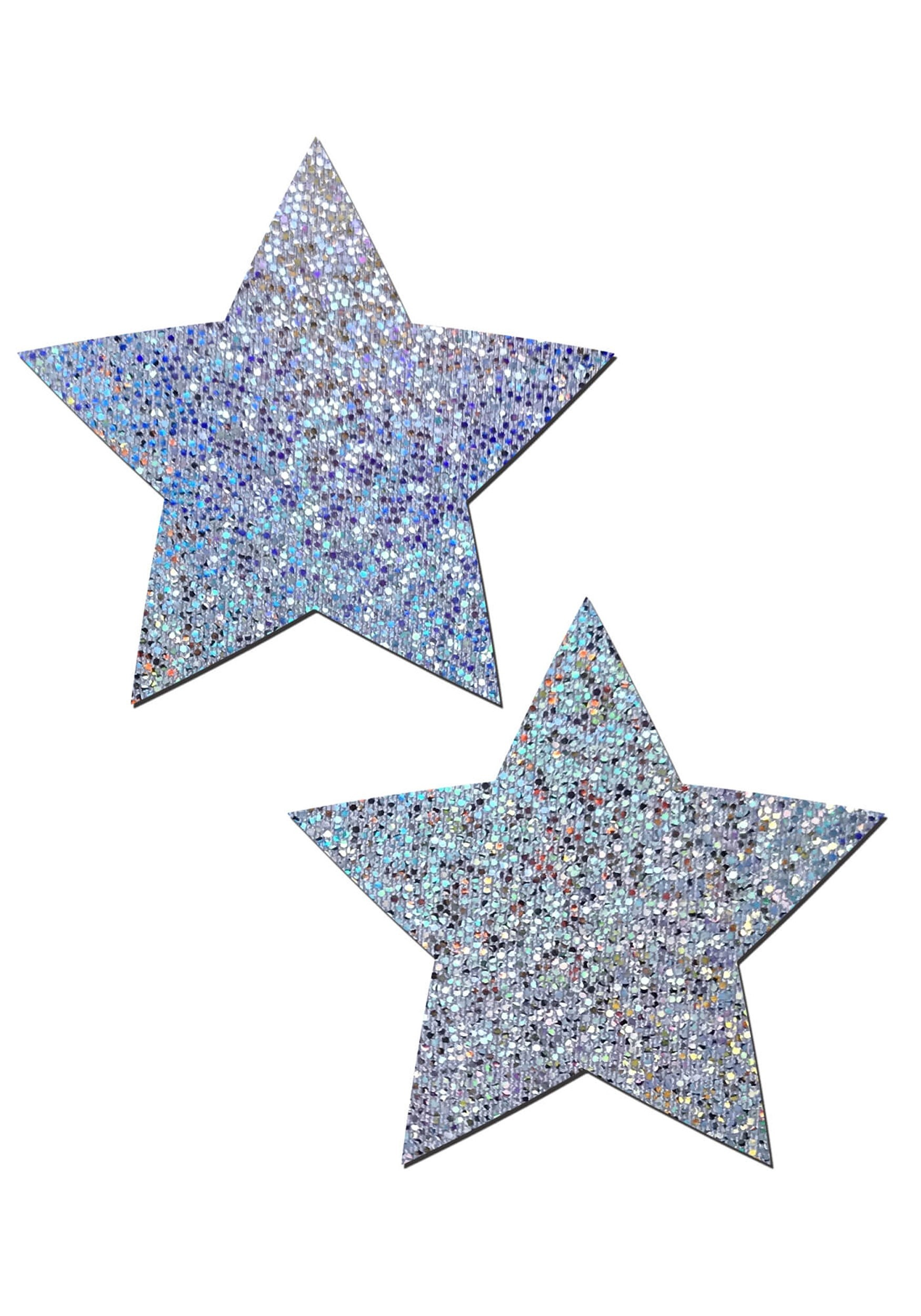 Pastease Silver Star Pasties