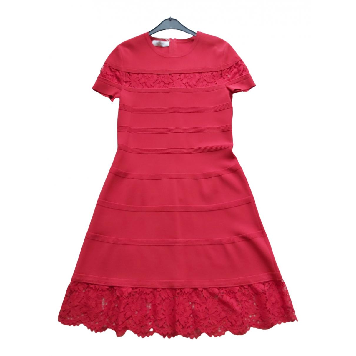 Valentino Garavani \N Red dress for Women One Size FR