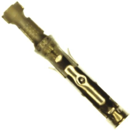 TE Connectivity , Type III size 16 13A Female Crimp Circular Connector Contact for use with CPC Connectors, M Series (5)