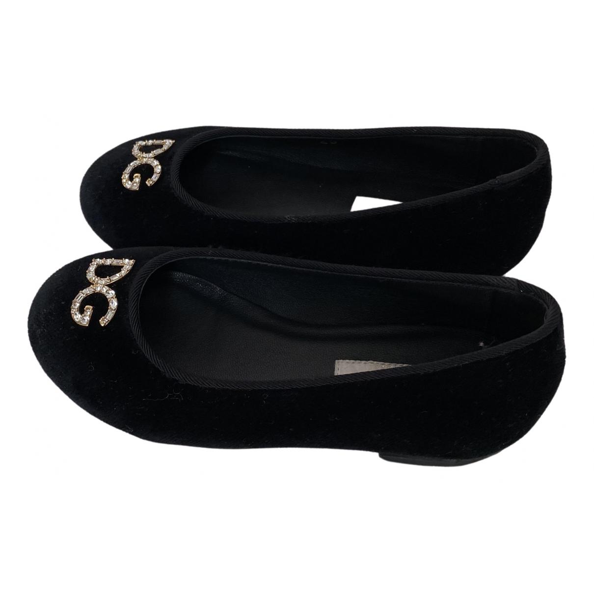 Bailarinas de Terciopelo Dolce & Gabbana