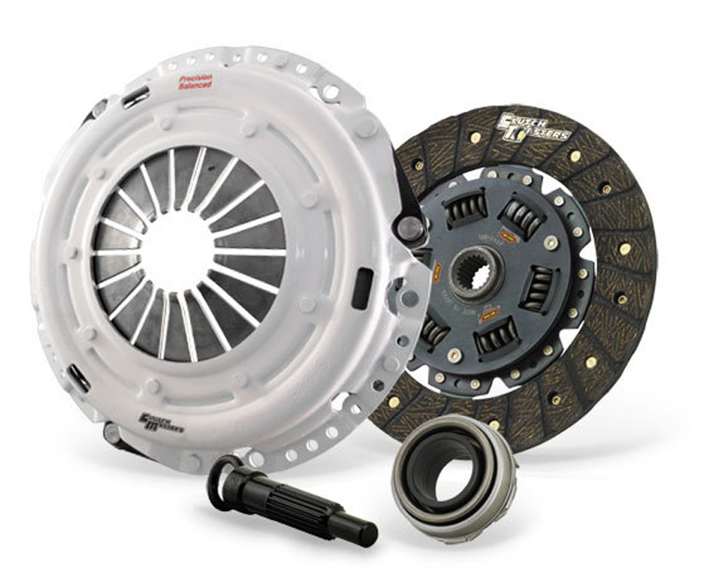 Clutch Masters 05235-HD00-D FX100 Single Clutch Kit Hyundai Veloster Turbo 1.6L Turbo 13-14
