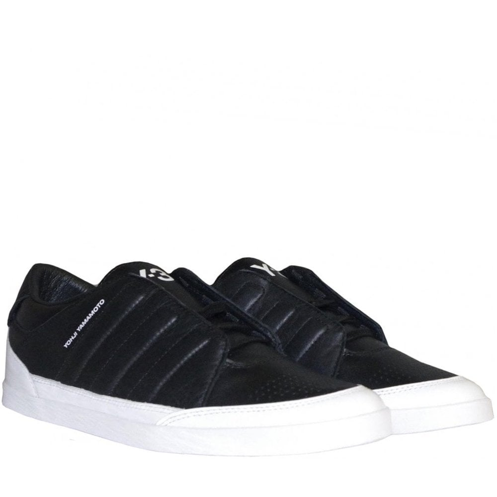 Y-3 Honja Low Colour: BLACK, Size: 8