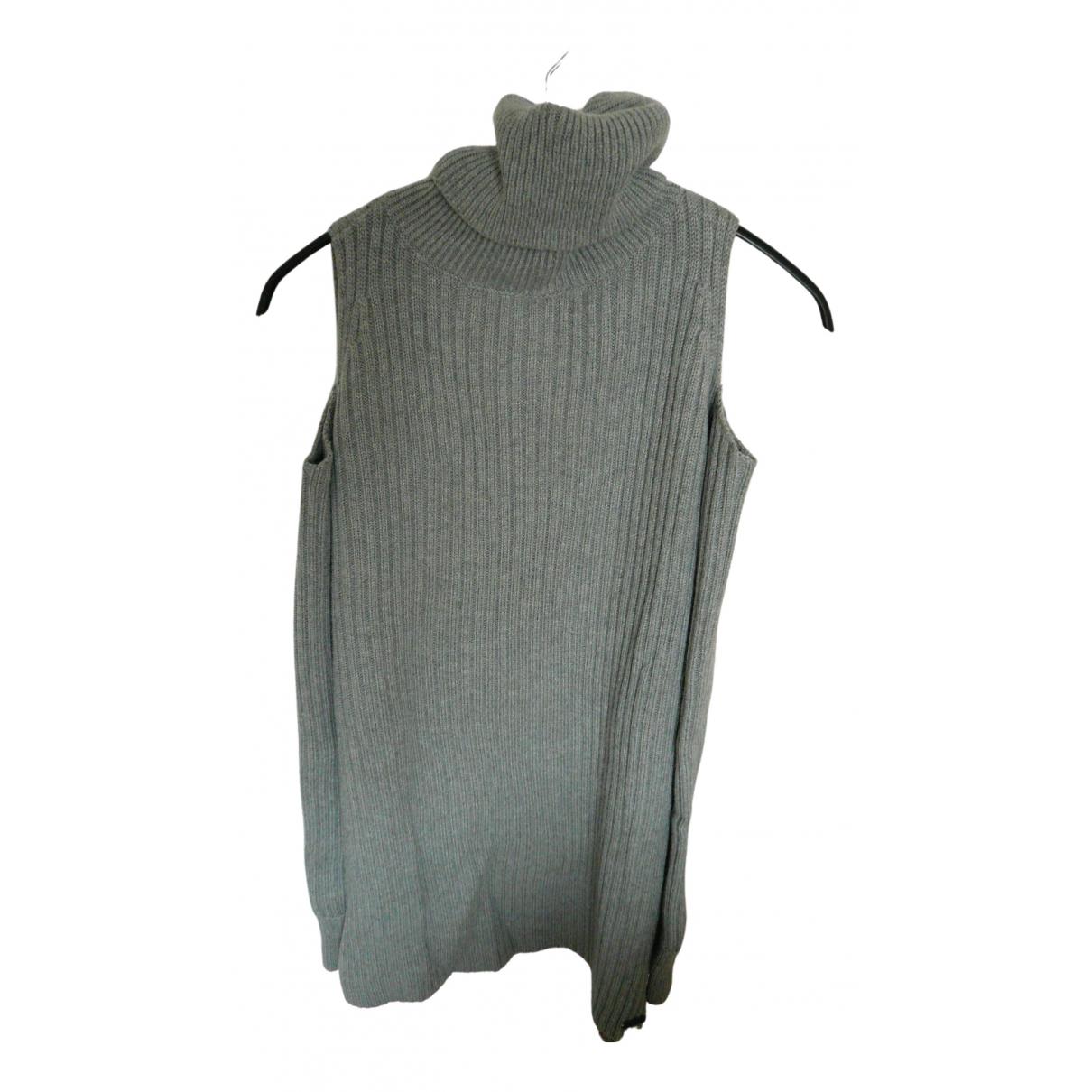 Sweaty Betty - Pull   pour femme en cachemire - gris