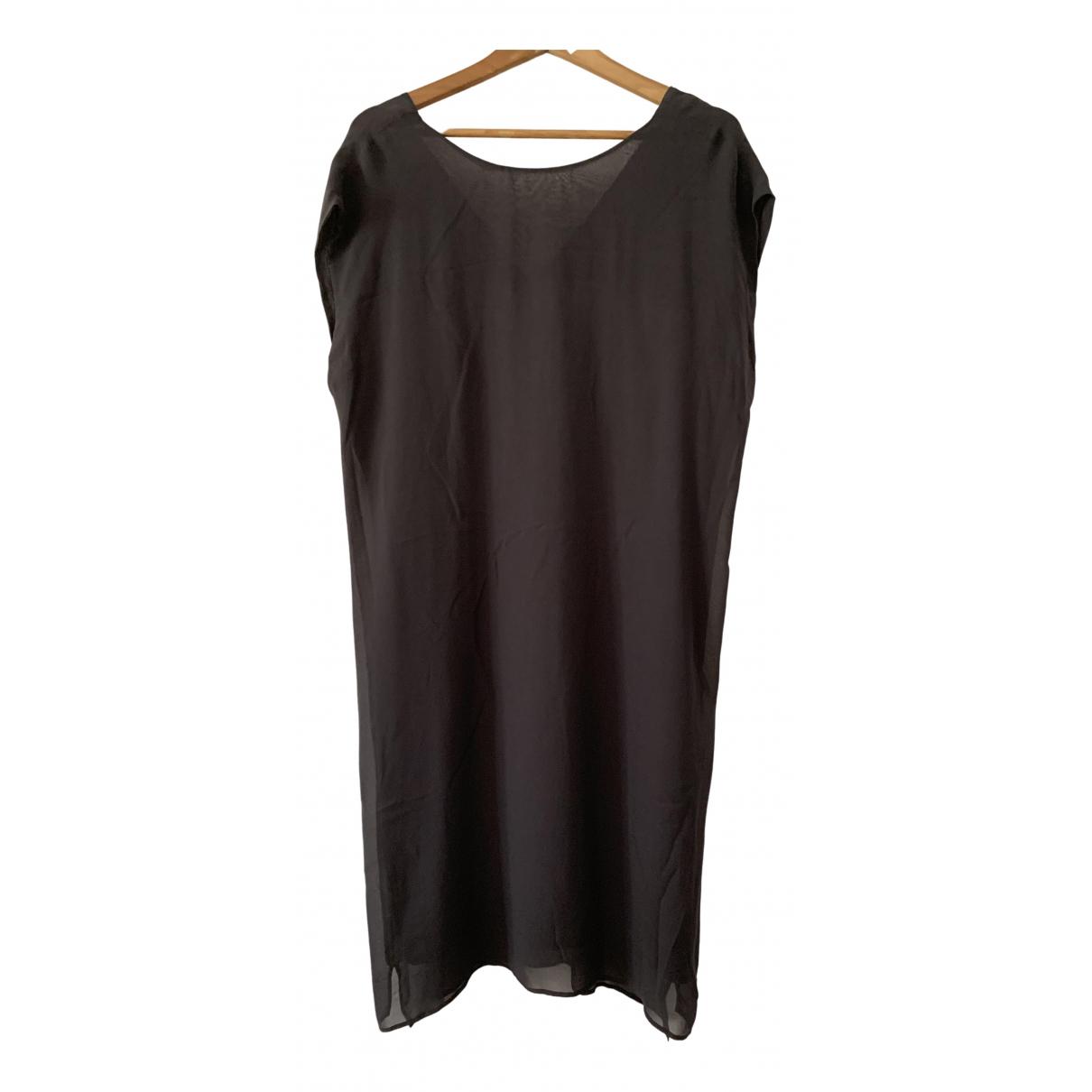 Gerard Darel \N Kleid in  Grau Polyester