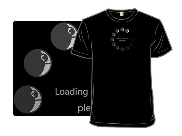 Loading My Dark Side T Shirt