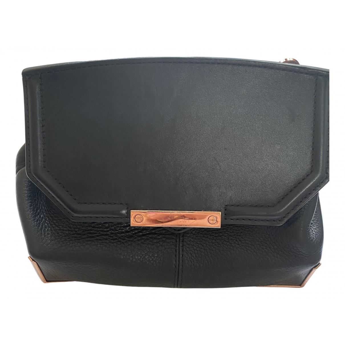Alexander Wang Prisma Black Leather handbag for Women N