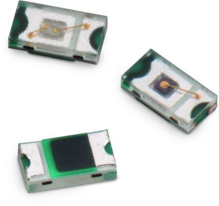 Wurth Elektronik 3.9 V Green LED 1005 (0402) SMD,  WL-SMCC 150040GS73220 (3000)