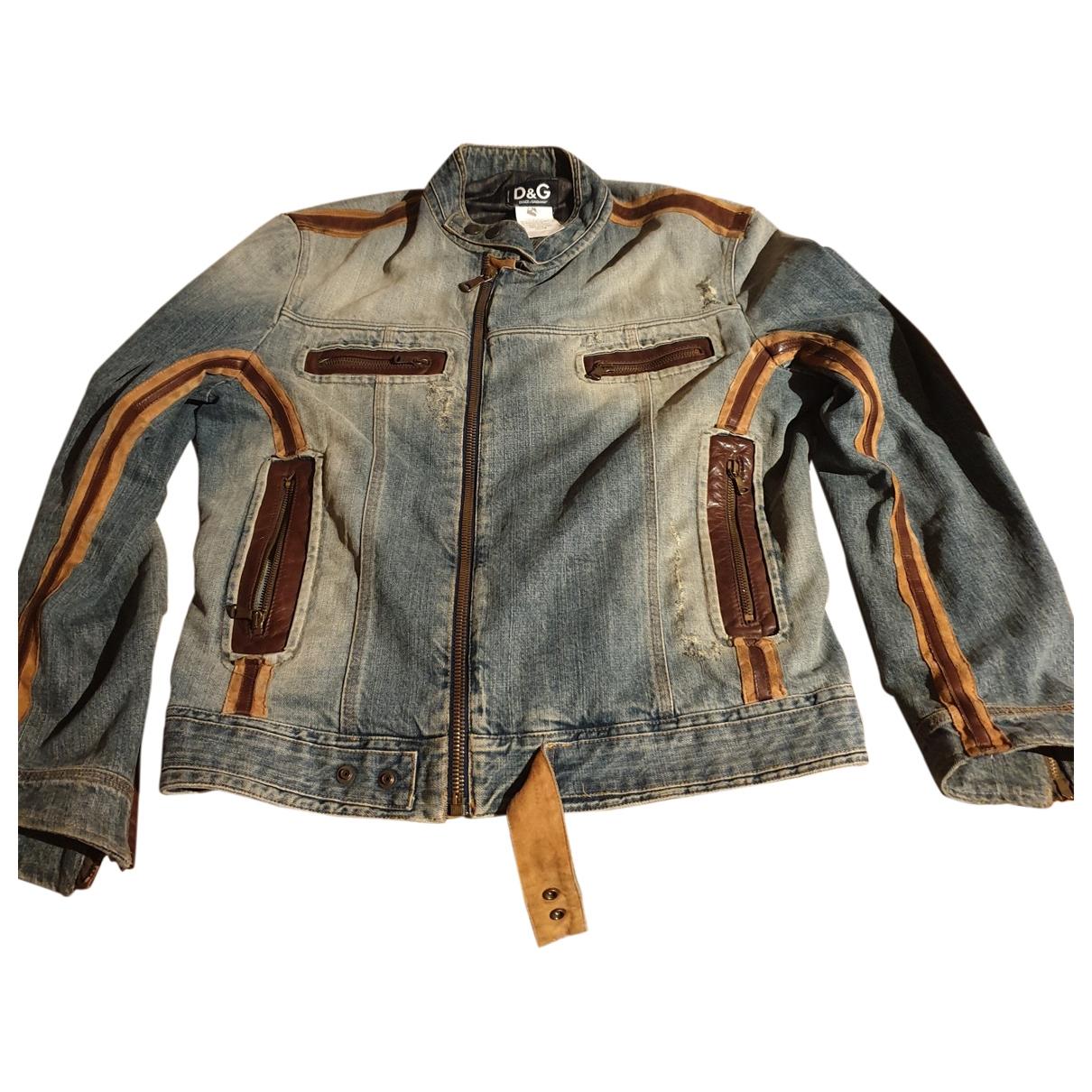 D&g \N Denim - Jeans jacket  for Men XL International
